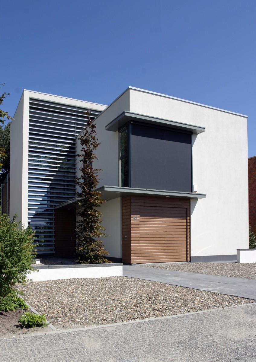 Voorbeeld moderne woningen myplace for Moderne laagbouw woningen